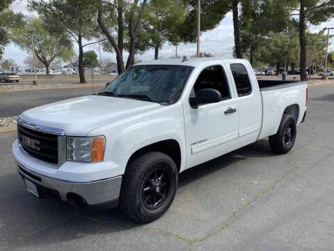 2010 GMC Sierra 1500 for sale at Matador Motors in Sacramento CA