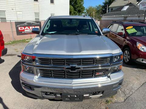 2014 Chevrolet Silverado 1500 for sale at DARS AUTO LLC in Schenectady NY