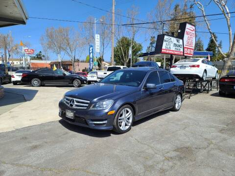 2013 Mercedes-Benz C-Class for sale at Imports Auto Sales & Service in San Leandro CA