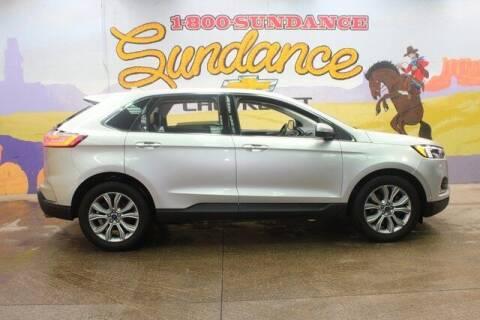 2019 Ford Edge for sale at Sundance Chevrolet in Grand Ledge MI