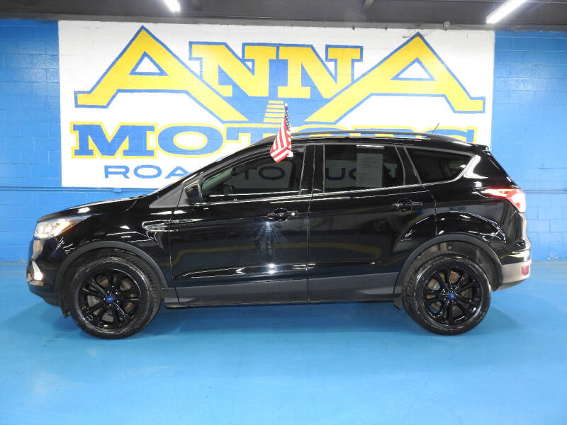 2018 Ford Escape for sale at ANNA MOTORS, INC. in Detroit MI