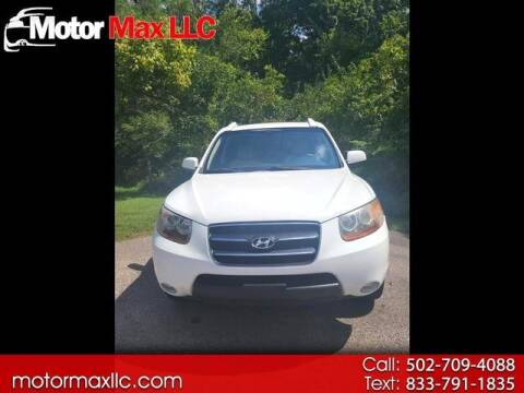 2008 Hyundai Santa Fe for sale at Motor Max Llc in Louisville KY