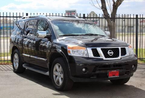 2012 Nissan Armada for sale at Avanesyan Motors in Orem UT