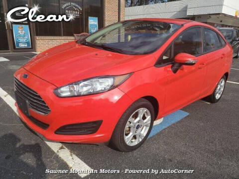 2015 Ford Fiesta for sale at Michael D Stout in Cumming GA