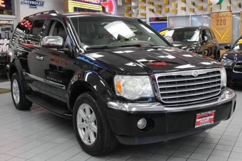 2008 Chrysler Aspen for sale at Windy City Motors in Chicago IL