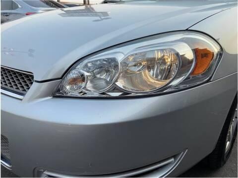 2013 Chevrolet Impala for sale at Carros Usados Fresno in Clovis CA