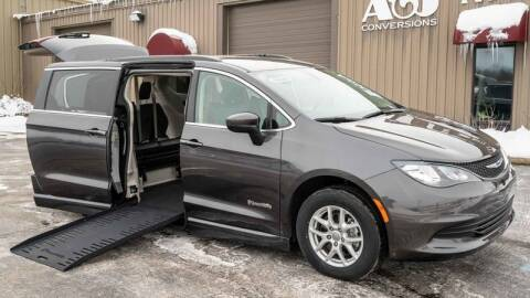 2020 Chrysler Voyager for sale at A&J Mobility in Valders WI