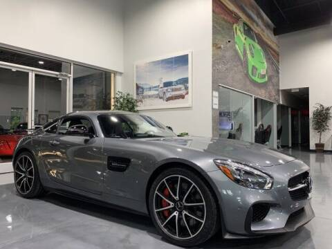2016 Mercedes-Benz AMG GT for sale at Godspeed Motors in Charlotte NC
