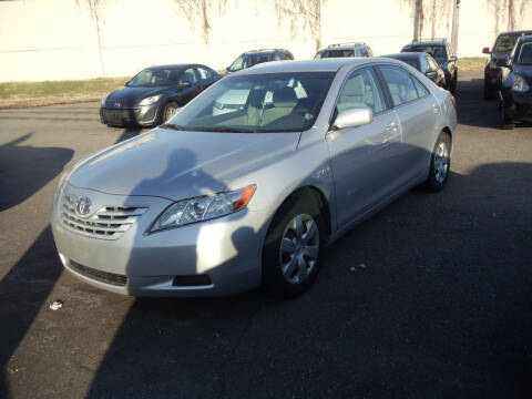 2009 Toyota Camry for sale at Metro Motor Sales in Minneapolis MN