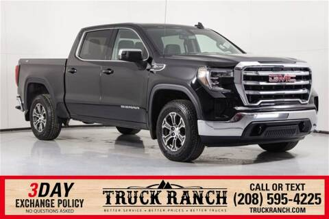 2020 GMC Sierra 1500 for sale at Truck Ranch in Twin Falls ID