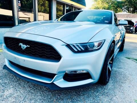 2016 Ford Mustang for sale at Auto Space LLC in Norfolk VA