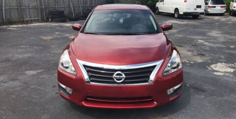 2015 Nissan Altima for sale at Auction Direct Plus in Miami FL