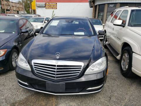 2010 Mercedes-Benz S-Class for sale at Jimmys Auto INC in Washington DC