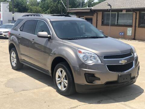 2012 Chevrolet Equinox for sale at Safeen Motors in Garland TX