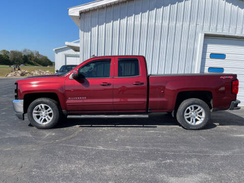 2016 Chevrolet Silverado 1500 for sale at B & W Auto in Campbellsville KY