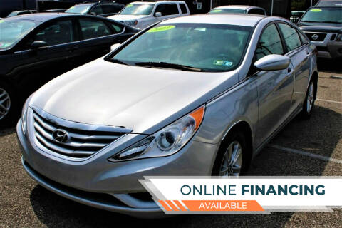 2013 Hyundai Sonata for sale at EZ PASS AUTO SALES LLC in Philadelphia PA