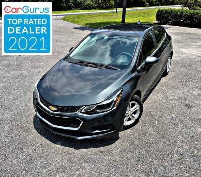 2018 Chevrolet Cruze for sale at Brothers Auto Sales of Conway in Conway SC
