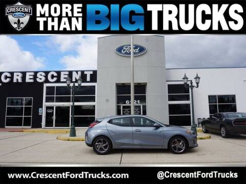 2019 Hyundai Veloster for sale at Crescent Ford in Harahan LA