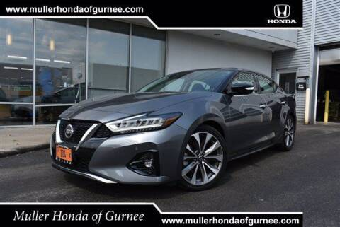 2020 Nissan Maxima for sale at RDM CAR BUYING EXPERIENCE in Gurnee IL