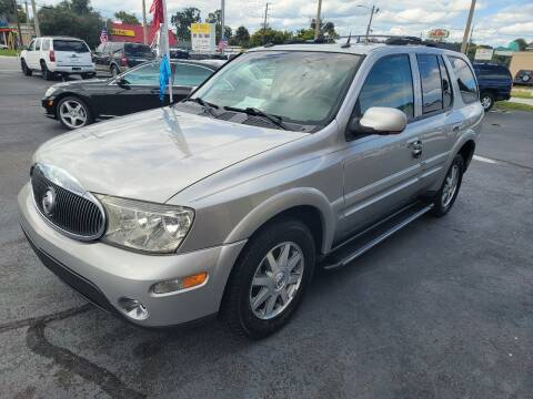 2004 Buick Rainier for sale at ANYTHING ON WHEELS INC in Deland FL