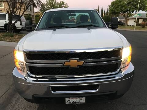 2013 Chevrolet Silverado 2500HD for sale at Auto Outlet Sac LLC in Sacramento CA