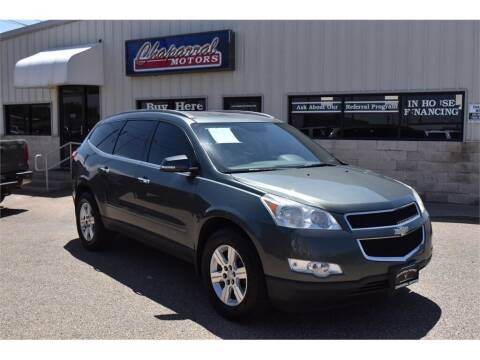 2011 Chevrolet Traverse for sale at Chaparral Motors in Lubbock TX