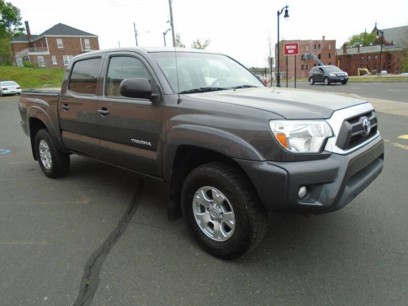 2013 Toyota Tacoma for sale at Broadway Auto Services in New Britain CT
