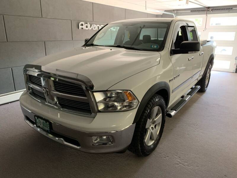 2010 Dodge Ram Pickup 1500 for sale at Advance Auto Group, LLC in Chichester NH