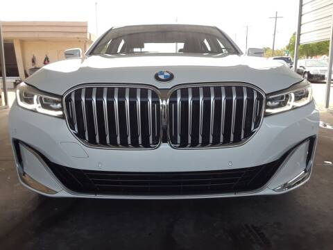 2020 BMW 7 Series for sale at Auto Haus Imports in Grand Prairie TX