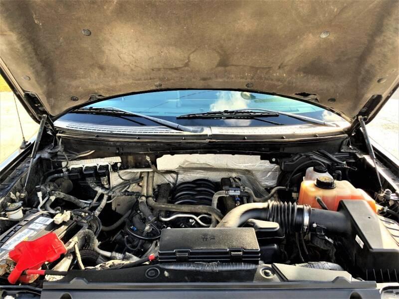 2013 Ford F-150 4x4 XLT 4dr SuperCrew Styleside 5.5 ft. SB - Stilwell KS