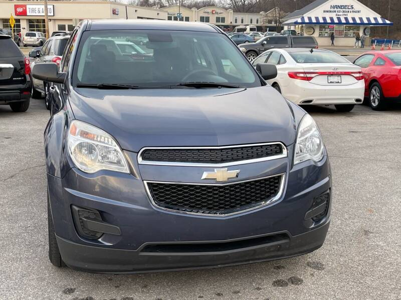 2014 Chevrolet Equinox for sale at H4T Auto in Toledo OH