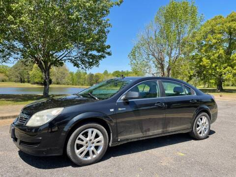 2009 Saturn Aura for sale at LAMB MOTORS INC in Hamilton AL