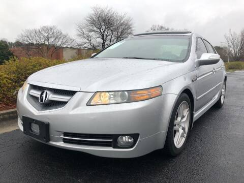 2007 Acura TL for sale at William D Auto Sales in Norcross GA