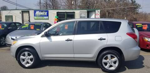 2008 Toyota RAV4 for sale at Howe's Auto Sales in Lowell MA