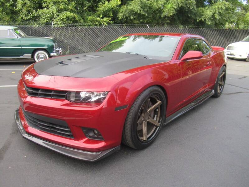 2014 Chevrolet Camaro for sale at LULAY'S CAR CONNECTION in Salem OR