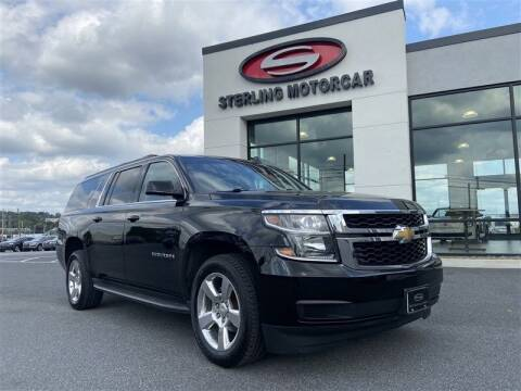 2015 Chevrolet Suburban for sale at Sterling Motorcar in Ephrata PA