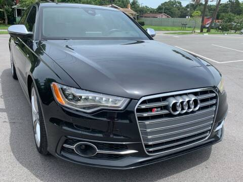 2013 Audi S6 for sale at Consumer Auto Credit in Tampa FL