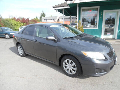 2009 Toyota Corolla for sale at Gary's Cars & Trucks in Port Townsend WA