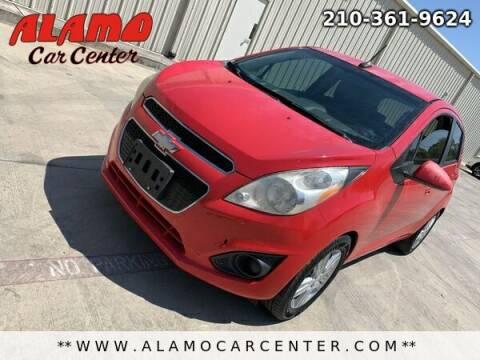 2013 Chevrolet Spark for sale at Alamo Car Center in San Antonio TX