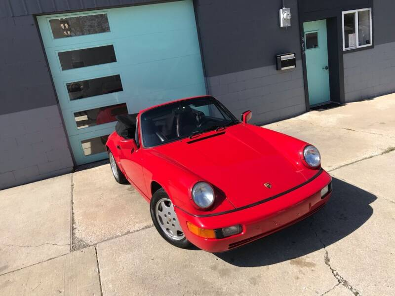 1991 Porsche 911 for sale at Enthusiast Autohaus in Sheridan IN
