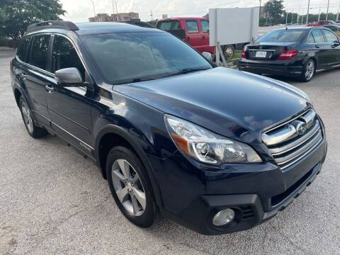 2014 Subaru Outback for sale at Austin Direct Auto Sales in Austin TX