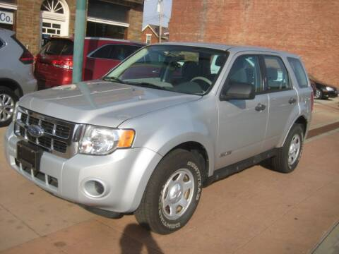 2008 Ford Escape for sale at Theis Motor Company in Reading OH