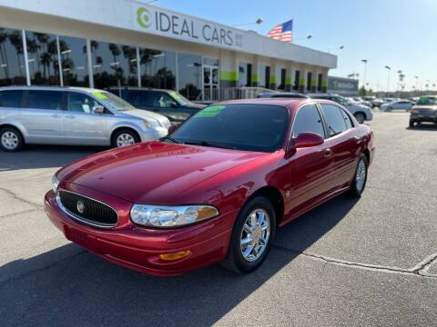 2004 Buick LeSabre for sale at Ideal Cars in Mesa AZ