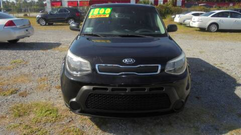 2015 Kia Soul for sale at Auto Mart - Moncks Corner in Moncks Corner SC