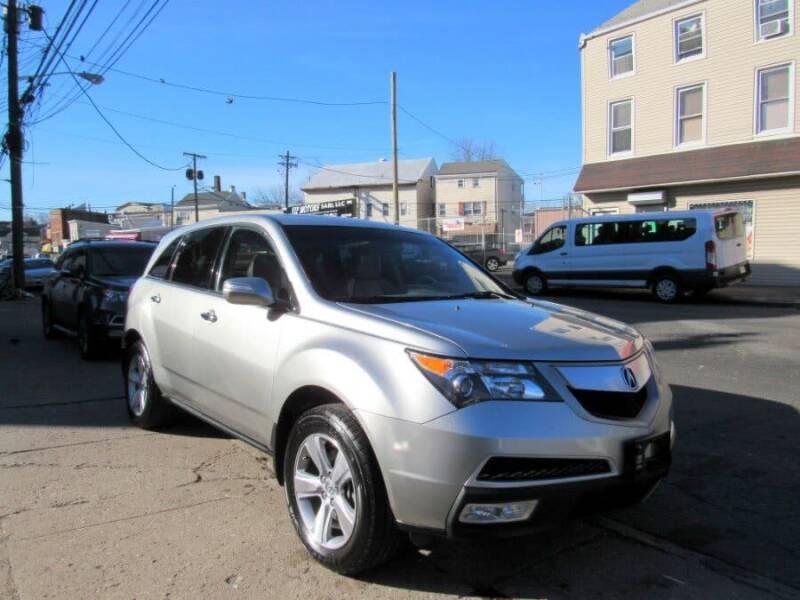 2013 Acura MDX for sale at MFG Prestige Auto Group in Paterson NJ
