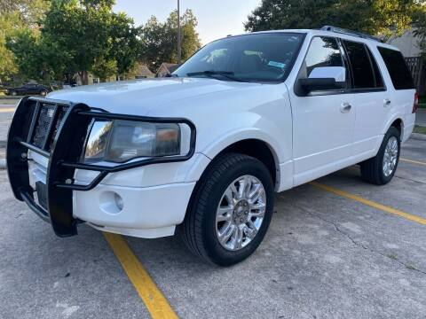 2011 Ford Expedition for sale at CBS MOTORS in San Antonio TX