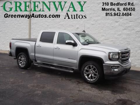 2017 GMC Sierra 1500 for sale at Greenway Automotive GMC in Morris IL