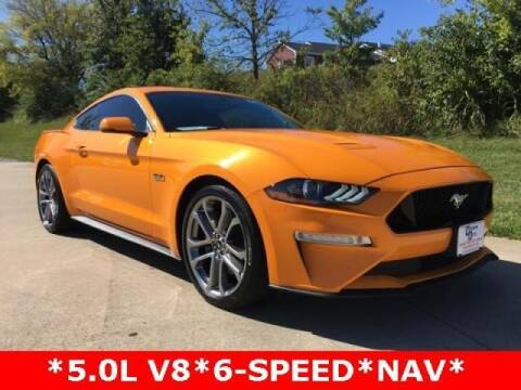 2018 Ford Mustang for sale at MODERN AUTO CO in Washington MO
