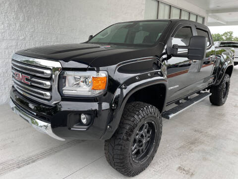 2016 GMC Canyon for sale at Powerhouse Automotive in Tampa FL