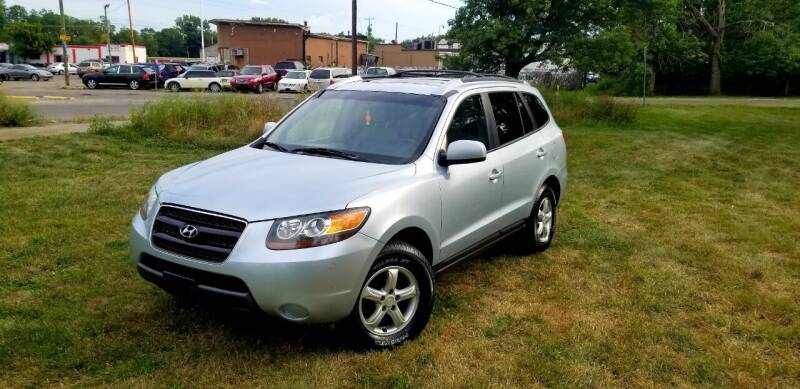 2007 Hyundai Santa Fe for sale at Cleveland Avenue Autoworks in Columbus OH